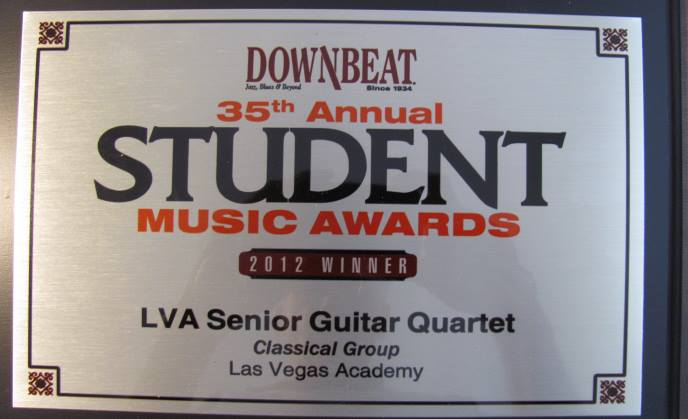 35 Annual Student Music Awards